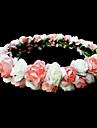 colorat minunat hârtie flori de nunta flori fată coroană de flori / caciula