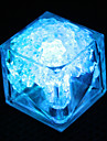 iskuber formade 7 färger förändras nattlampa