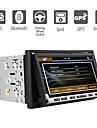 Autoradio DVD 7 pouces / GPS / Bluetooth / Fonction TV / Radio RDS