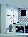 diy horloge sticker mural (0752-10a022)