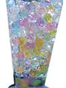 färg näringsämnen och återfuktande kristall magiska jorden 5-pack (för vatten odlade växter)