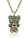 Cute Bear Sweater Chain
