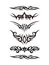 #(5) Tatouages Autocollants Autres Motif ImperméableHomme Femelle Adolescent Tatouage Temporaire Tatouages temporaires