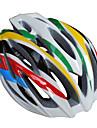 nyt design MTB og hjelm med 27 huller farverige