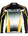 Santic - Veste de vélo pour hommes avec l'hiver en polyester 100% 2011 coloris noir
