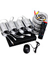 """4CH DVR Kit With Build In SD Card DVR  +4 PCS Waterproof Camera (1/3"""" Color SONY CCD)"""