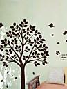 autocollants d'arbre décoration murale