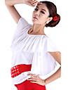 Dancewear Viscose Tops For Ladies More Colors