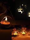 Temă Grădină Favoruri lumânare Piece / Set Suporturi Lumânări Nepersonalizat Alb