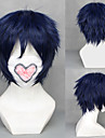 Cosplay Wig Inspired by Blue Exorcist Rin Okumura