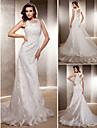 Lanting невеста труба / русалка миниатюрная / плюс размеры свадебное платье-развертки / щетка поезд совок шнурок / тюль