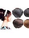 Clip forme calice en morceaux Enveloppez vos cheveux cheveux - 4 couleurs disponibles