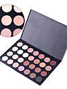 multi-fonction 28 couleurs ombrage poudre de maquillage palette