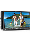 7 polegadas tela TFT de 2 din carro dvd player in-dash com bluetooth, ipod-entrada, RDS, DVB-T