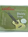 alice - (au04) les cordes pour ukulele Nylon (022-032)