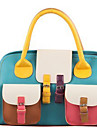 Collision Colorful Tote