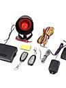 säkerhet auto fordon stöldskydd 2 fjärrkontroller