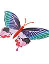 fluorescent aimant papillon réfrigérateur en forme (couleur aléatoire)