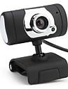10 mégapixels usb t-2.0 style webcam avec microphone