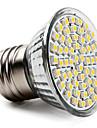 5W E26/E27 LED-spotlights PAR38 60 SMD 3528 400 lm Varmvit AC 220-240 V