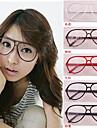 retro celebridade armação de óculos