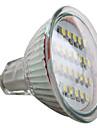 GU5.3 - 1.5 W- MR16 - Spot Lights (Naturlig Vit 60 lm DC 12