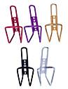 aluminiumlegering cykel vatten mugghållare (fem färger finns)
