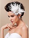 Femme Tulle Casque-Mariage Occasion spéciale Coiffure