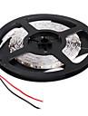 Bande LED Etanche à Lumière Blanche Chaude (5 m - 20 W - 300 x 3528 SMD - 12 V)