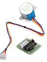 elektronik diy 5v stegmotorn med ULN2003 drivrutin