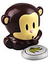 automatique de la pression du vent de style singe active sèche-ongles (alimenté par 2 piles AAA)