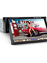 "7"" 1 Din LCD Touch Screen In-Dash Car DVD Player With Bluetooth,iPod,Stereo Radio,RDS,ATV+Free Rear Viwe Camera"