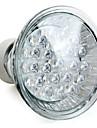 1W GU10 Spot LED MR16 21 LED Haute Puissance 105 lm Blanc Naturel AC 100-240 V