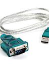 USB-till-RS232-kabel (1 m)