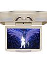 12,1 pulgadas de montaje en techo coche reproductor de DVD con auriculares tv transmisor fm libres