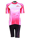 100% Polyester Women's Cycling Suits