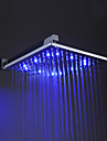 Sprinkle® Shower Faucets  ,  Contemporary  with  Chrome Single Handle One Hole  ,  Feature  for LED