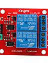 (Pour Arduino) 2-canal carte d'extension du module de relais 5v