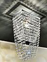 Lustre de Tecto com Contas de Cristal (60W)