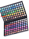 168 Colors Matte and Shimmer Makeup Eye Shadow Plate