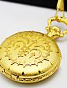 Klocka/Armbandsur Inspirerad av Cosplay Alice Animé Cosplay Accessoarer Guld Legering Kvinna