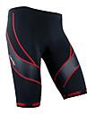 SANTIC® Herr Cykel Andningsfunktion / Snabb tork / Bärbar / 3D Pad / Reflexremsa Shorts / Vadderade shorts / UnderdelarSpandex /