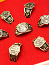 Cosplay Badge Rings Set Inspired by Reborn!-Vongola Family