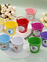 Personalized lovely Pail - Set Of 12 - (More Colores)
