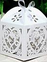 12 Piece/Set Favor Holder-Cubic Pearl Paper Favor Boxes