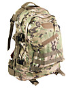 Tactical Outdoor Double Shoulder Backpack Bag (3 Colors)