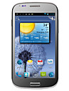 N710 MT6575 Android 4.0 dual 5.1Inch scheda del telefono cellulare Touchescreen capacitivo (TV, Wi-Fi, 3G, GPS)