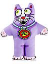 mic clopot pisica stil jucărie Catnip pentru pisica (mov)