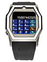 """TW520 1.6 """"téléphone portable de montre de 2g (bluetooth, java)"""