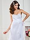 Elegante de organza Sash fita do casamento / Bridal (mais cores)